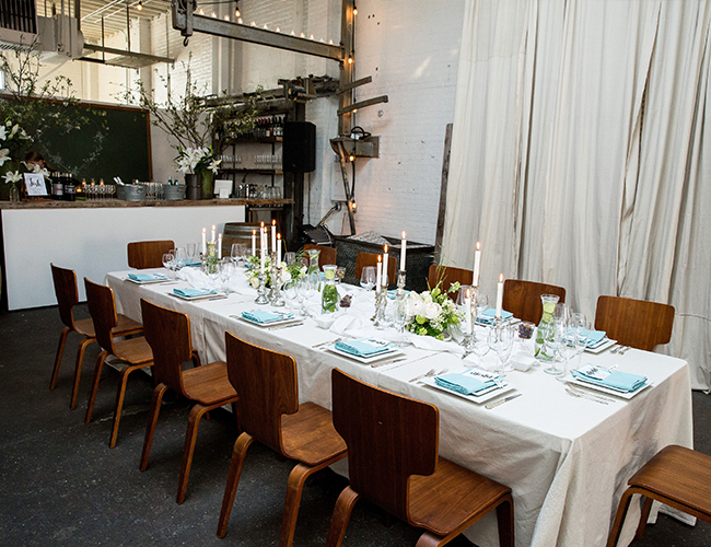 Industrial Chic 30th Birthday Party - Inspired by This