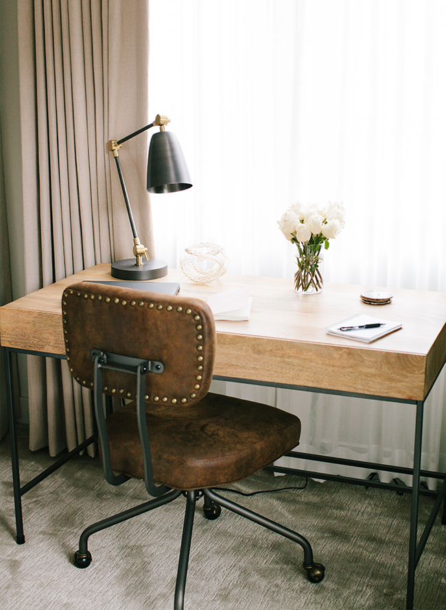 24 East's Earthy Office Tour - Inspired by This