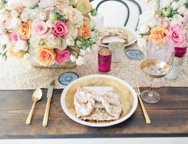 A Pretty Pink Will You Be My Bridesmaid Party - Inspired by This