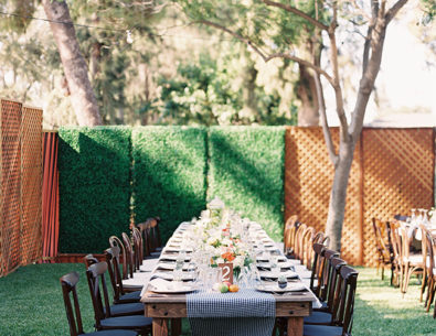 26 Inspiring Ideas for Your Dream Backyard Wedding - Inspired by This