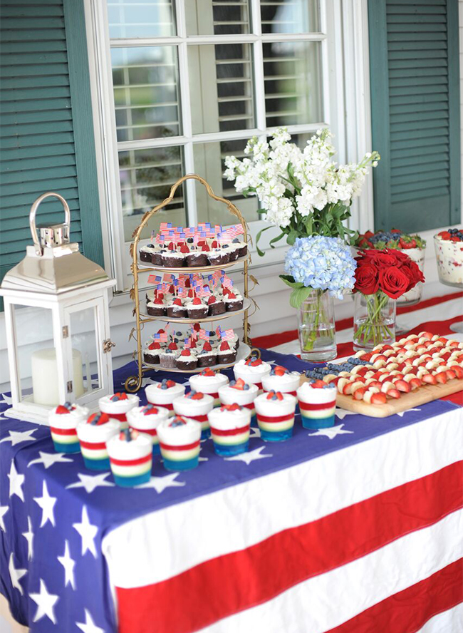 3 Tips for Throwing a Fourth of July Party - Inspired by This