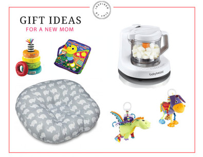 10 Gift Ideas for A New Mom - Inspired by This