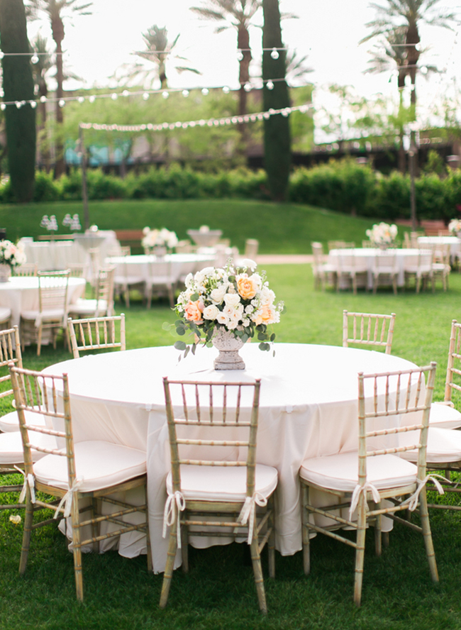 Cream Wedding At Green Valley Ranch Inspired By This