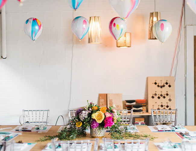 Bright & Fun Stationery Workshop - Inspired by This