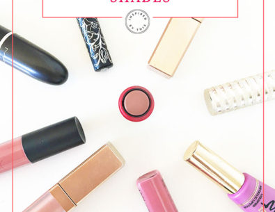 Our Favorite Everyday Lipstick Shades - Inspired by This