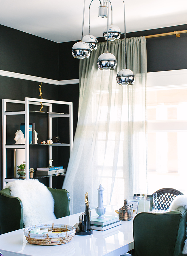 An Interior Designer's Chic Bold Home - Inspired by This