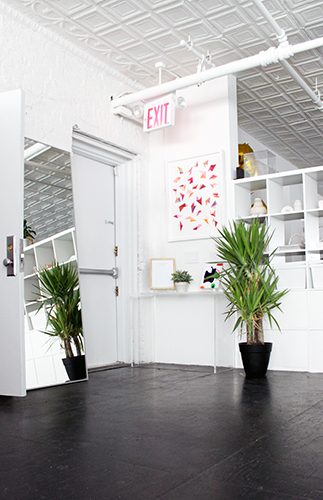 The NYC Uprise Art Office - Inspired by This