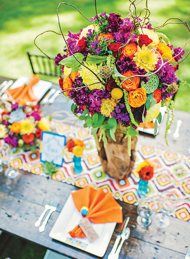 27 Ways to Acheive a Trendy Desert Wedding - Inspired by This