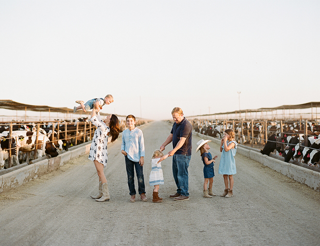 Farm Family Photos - Inspired by This