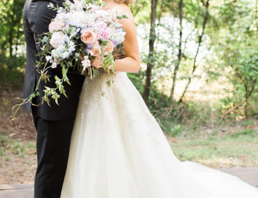 Glamorous Pastel Southern Wedding - Inspired by This