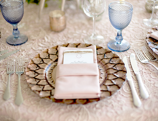 5 Romantic Ways to Incorporate Lace in Your Wedding - Inspired by This