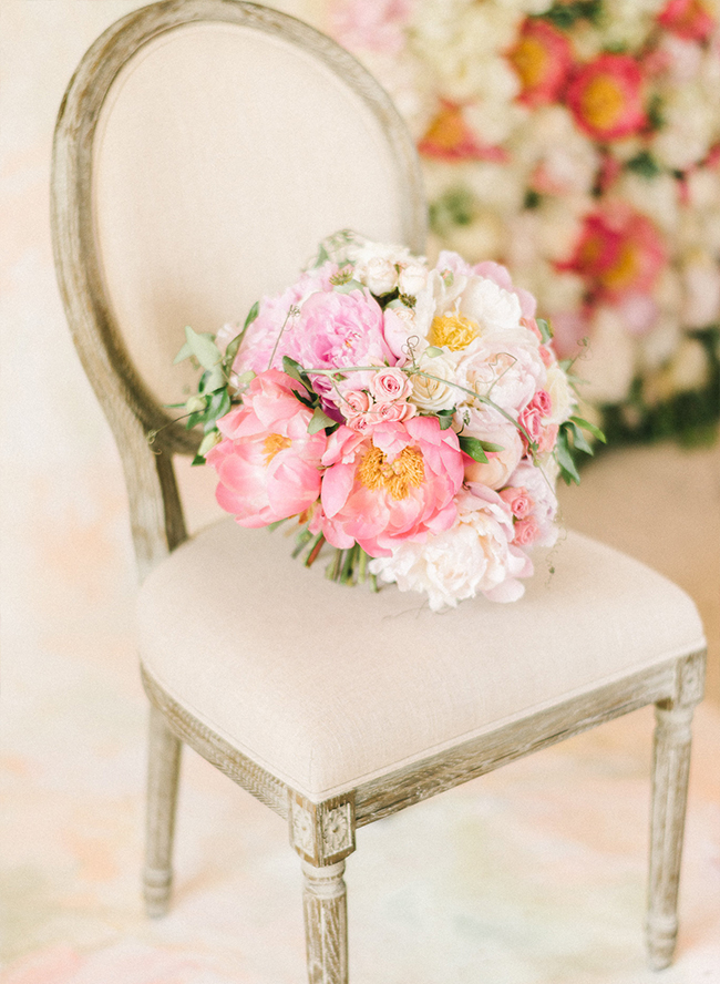 Lavish Pink Floral Wedding - Inspired by This