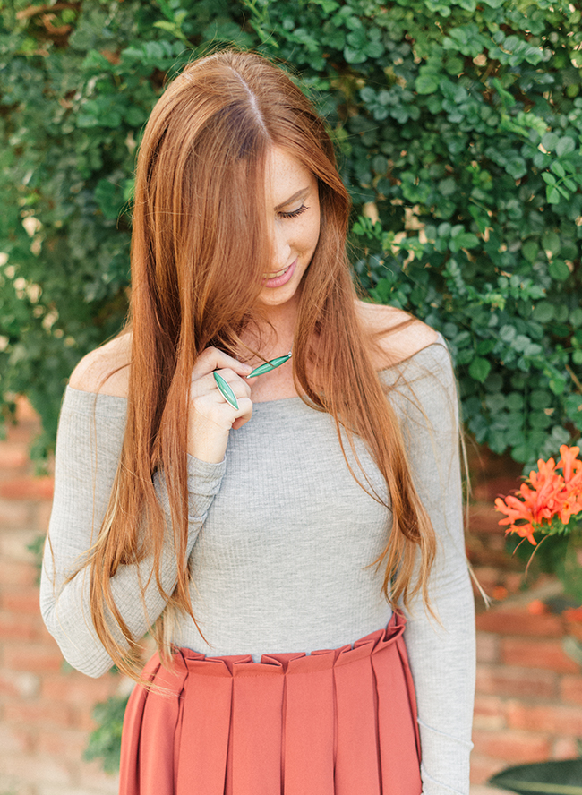 Fall Favorite: Styling Bold Gems