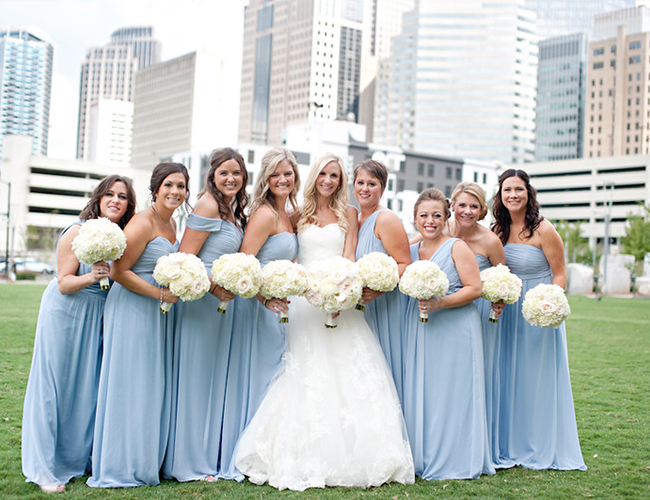 12 Fabulous Ideas for a Downtown Rooftop Wedding - Inspired by This