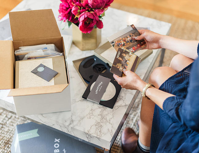 How to Digitize Old Photos & Videos for the Perfect Gift - Inspired by This