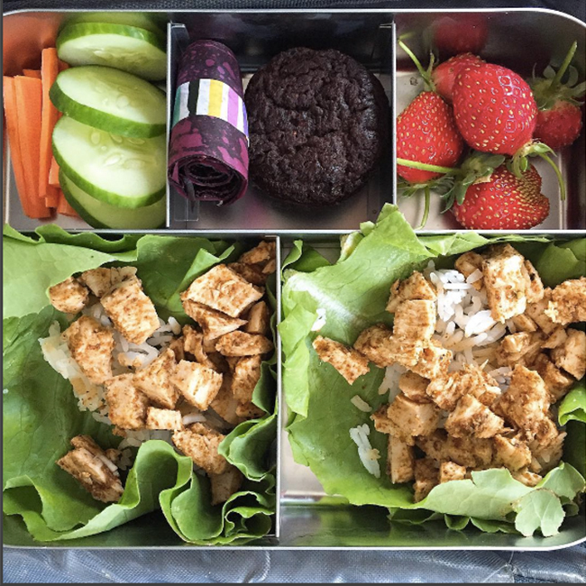 Healthy Back to School Lunches for Kids - Inspired by This