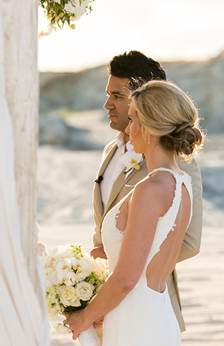 Golden Fall Wedding in Cabo - Inspired by This