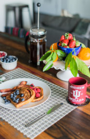 Cozy Breakfast At Home Engagement - Inspired by This