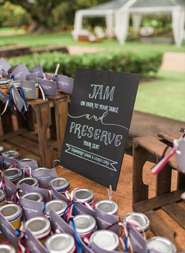 10 Signs You Have to Have at Your Wedding - Inspired by This