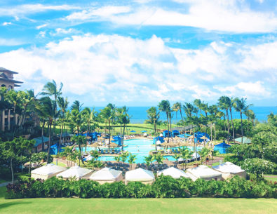 Hotel Hotspot: Ritz Carlton Kapalua Maui - Inspired by This