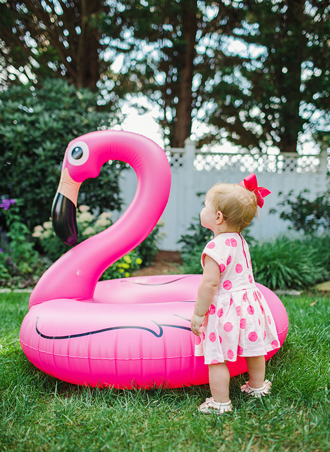 Pink Flamingo Birthday Party Inspired By This