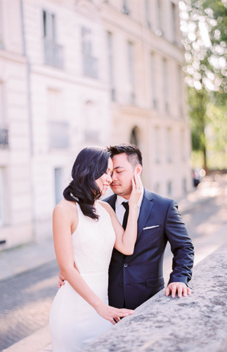 Intimate Elopement in Paris - Inspired by This