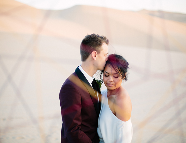 Desert Dunes Elopement - Inspired by This