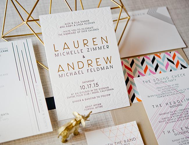 Paint Palettes We Love: Contemporary Wedding Color Palettes We Love