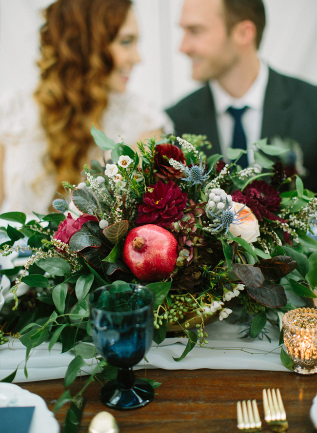 Intimate Fall Farmhouse Wedding - Inspired by This