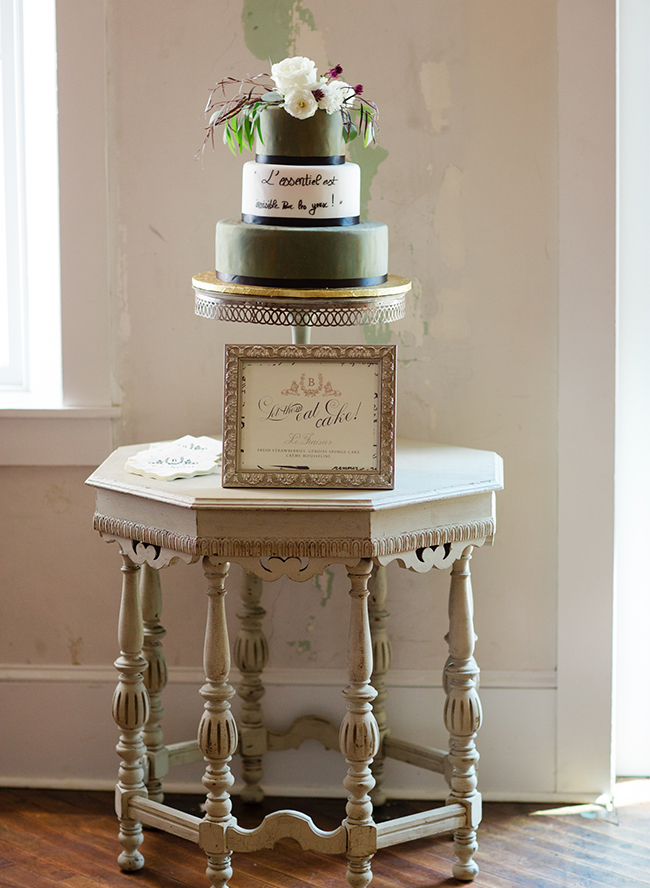 Romantic French Baby Shower - Inspired by This