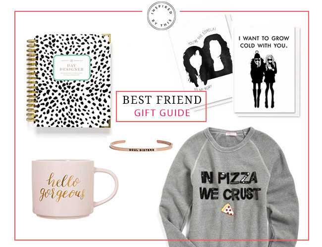 Our Best Friend Gift Guide - Inspired by This