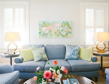 A Charming Light & Airy Home Tour - Inspired by This