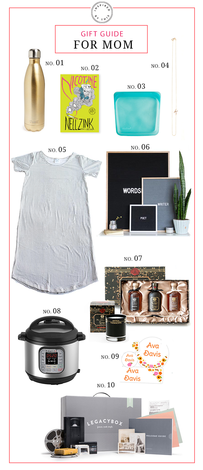 Our Gift Guide for Mom - Inspired by This