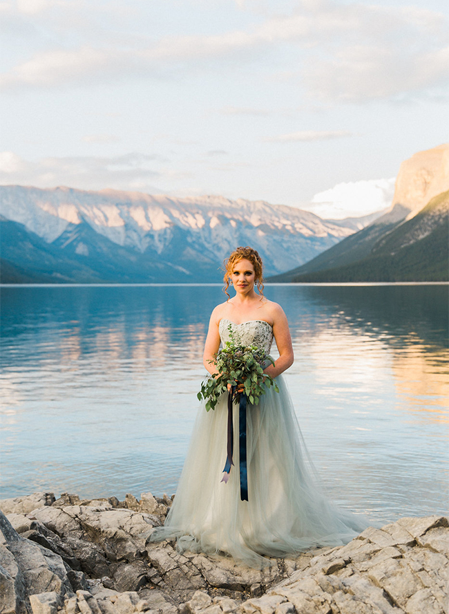 Banff, Canada Vow Renewal - Inspired By This