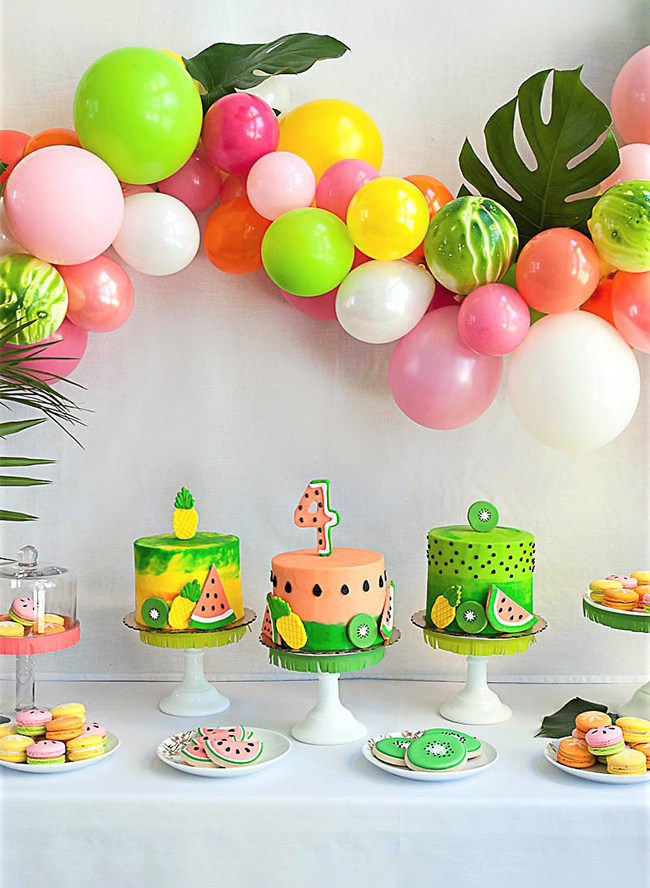 Balloon Garlands
