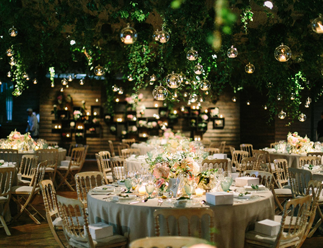 Enchanting Garden Wedding In Spain Inspired By This