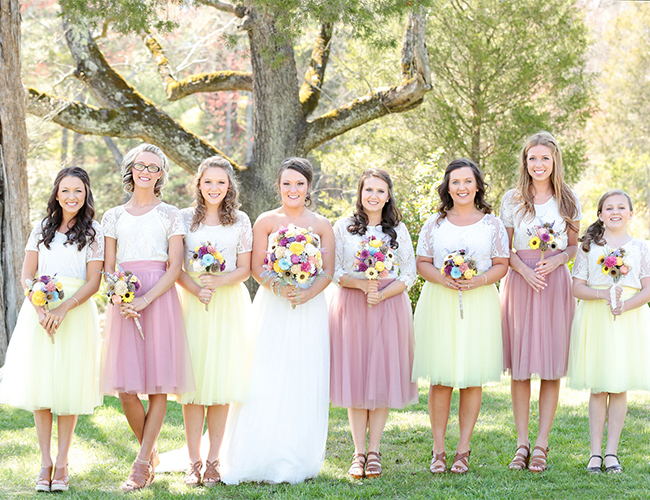4 Bridesmaid Trends You Will See Everywhere In 2017 Inspired By This