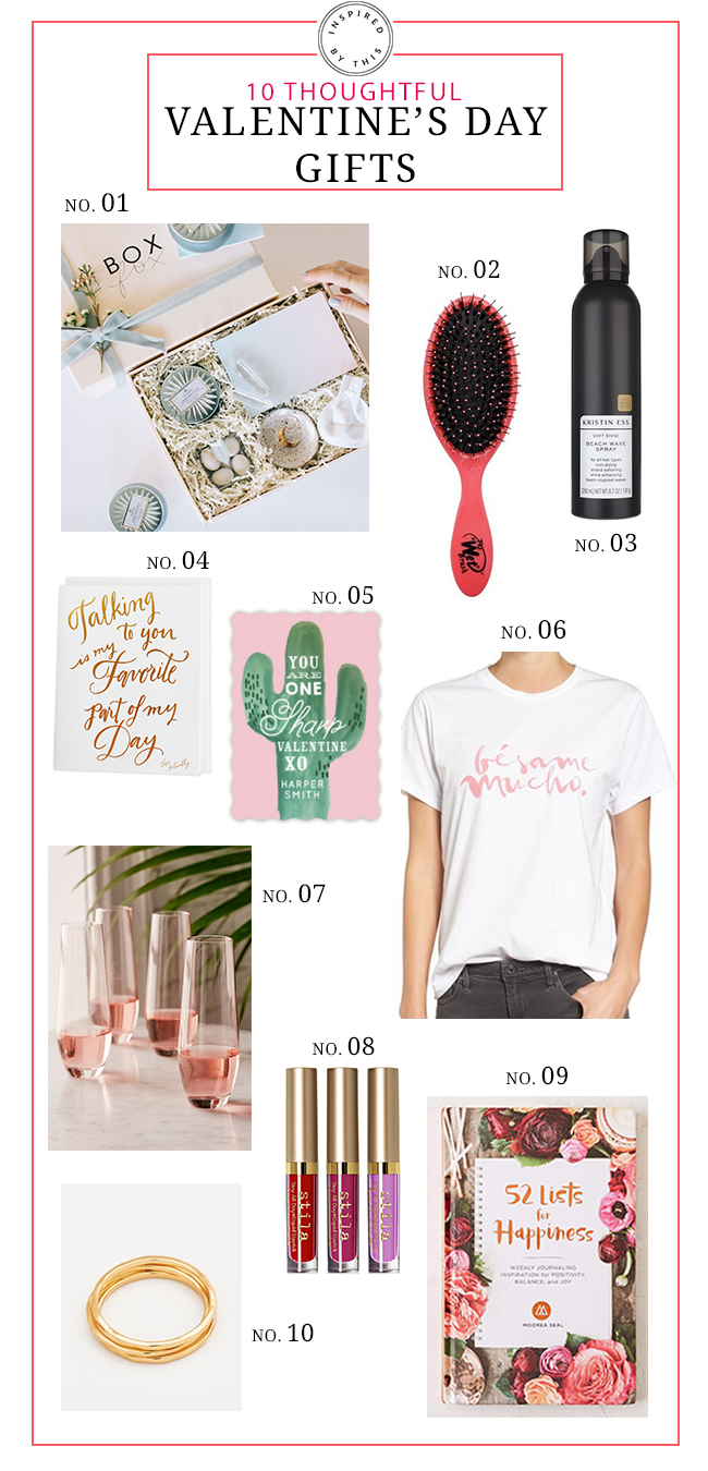 Then check out these 11 bulletproof gift ideas you can follow to the letter, mix & match, or use as inspiration to create your very own super-special Valentine's. Photo Source 1.