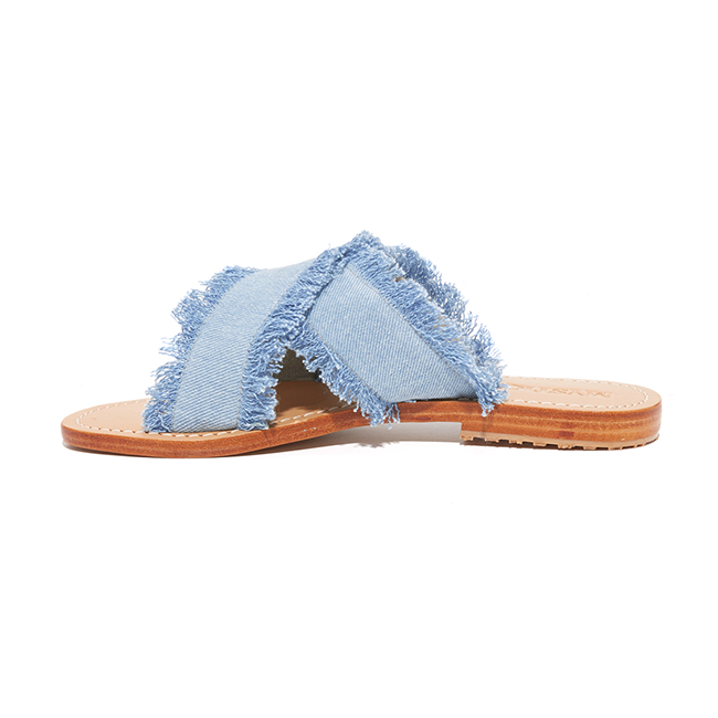 Slide Into Spring With These Fun Slip On Sandals