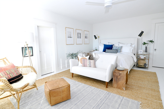 The Refreshing Master Bedroom Of Brit Pierce Inspired By This