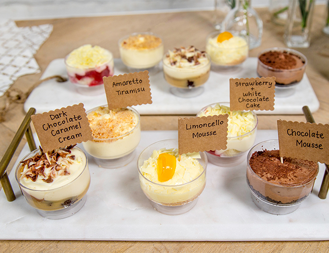 Dolcini Mini Cake Stands