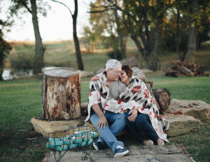 30 Years of Marriage Campfire Celebration - Inspired By This