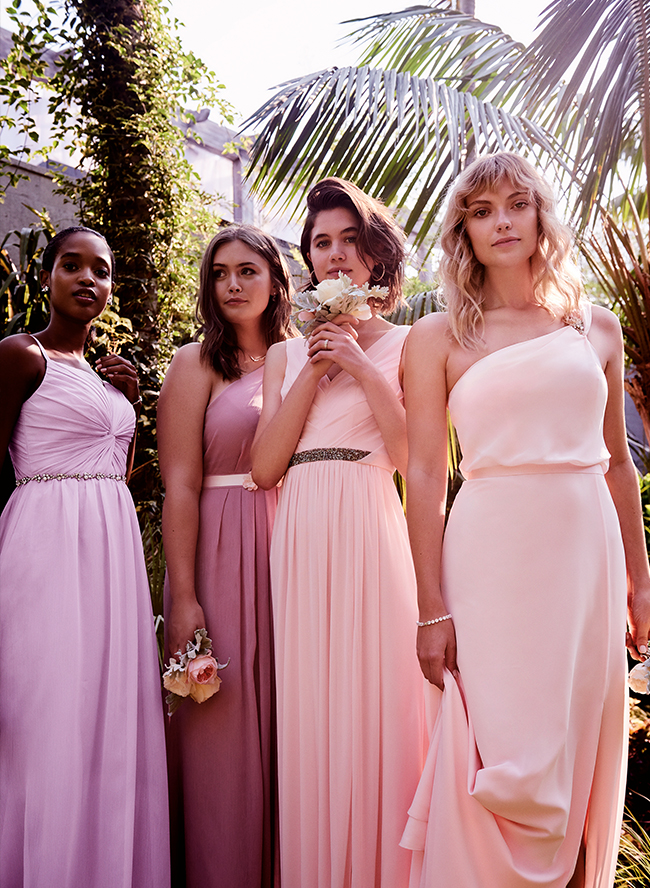 5 Flattering Bridesmaid Dress Trends for Summer - Inspired By This