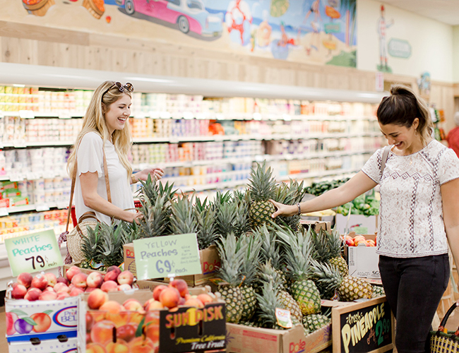 A Nutritionists Grocery List To Trader Joes
