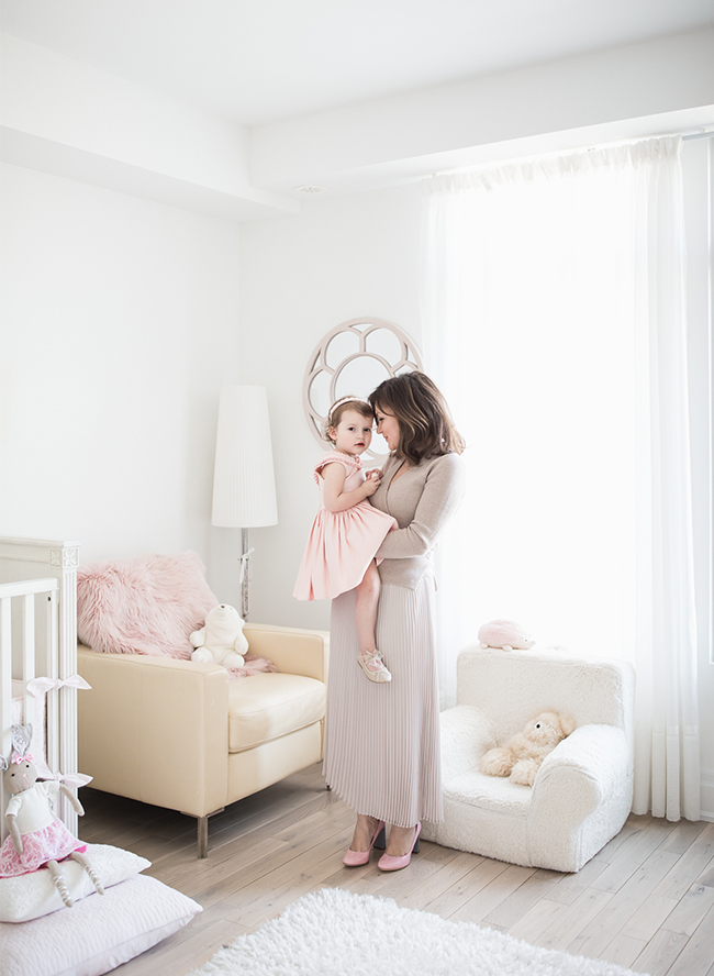 She s in the midst of transforming the adorable nursery into a big girl s  bedroom and we think it s the perfect canvas   just add a big girl bed. A Girly Girl s Nursery Turned Bedroom   Inspired By This
