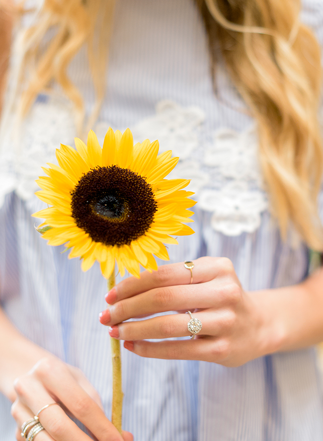 This Engagement Ring is About to be Pinterest Famous