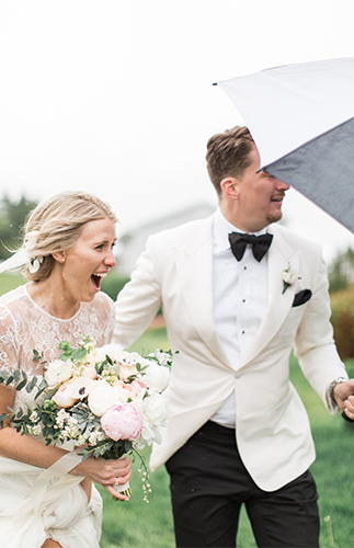 Rainy Day Elopement