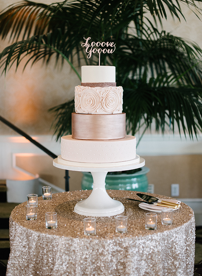 Art Deco Wedding Decor