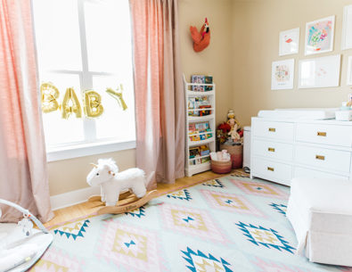 French Inspired Nursery