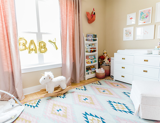 French Inspired Nursery